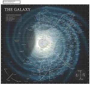Map of the STAR WARS Galaxy | Collider
