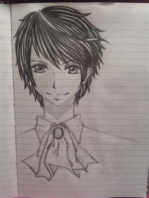 Best Anime Drawings Pencil Drawing Cool Anime Drawings In Pencil Pencil Drawing