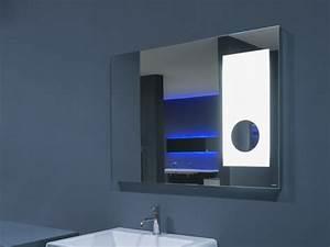 Miroir salle de bains style et elegance pour espace 23 for Salle de bain design avec décoration de noel professionnel