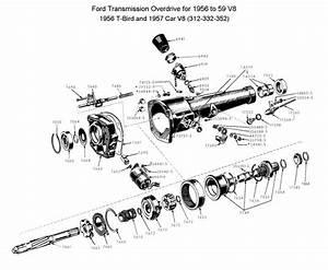 Flathead Parts Drawings
