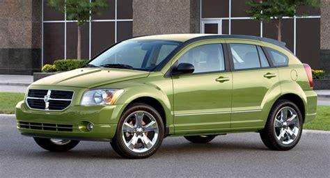 Dodge Bids Farewell to Caliber Crossover and Nitro SUV
