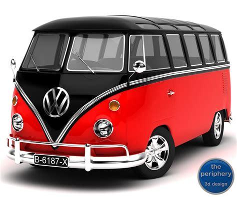 Maya Volkswagen Type 1 Samba