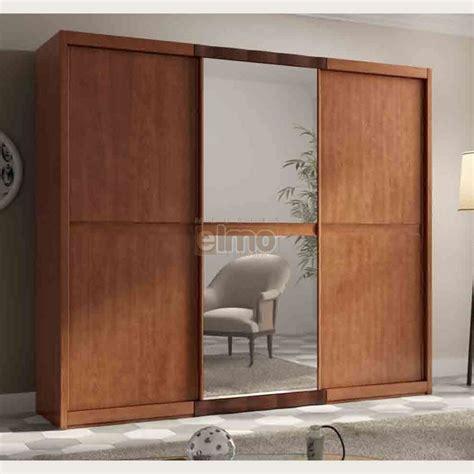 armoire de chambre à coucher aménagement armoire dressing penderie merisier massif
