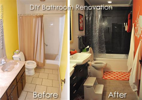 Complete Bathroom Remodel Diy by Bathroom Remodel Status Complete From 70 S To Sleek