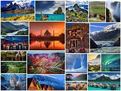 Places Collage Visit