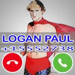 logan s phone number logan paul phone call prank simulation android apps