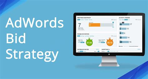 Adwords Bid A Brief Guide To Adwords Bidding Strategies