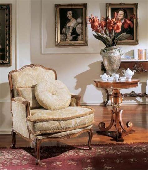 poltrona luigi xv imbottiti divani poltrone classiche ed in stile in stile e