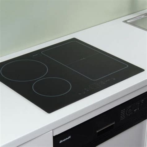 table de cuisson 224 induction encastr 233 e sur le plan de travail
