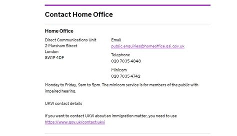 home office customers contact number