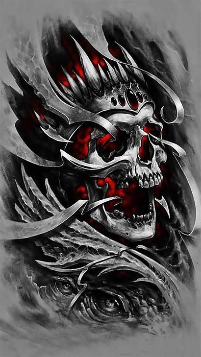 Zedge Anime Skull