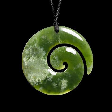 Koru / Spiral design | Greenstone koru meaning | Mountain ...