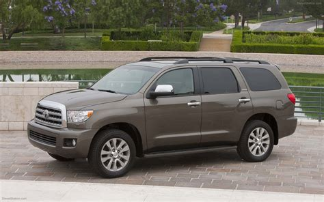 Toyota Sequoia 2018 Widescreen Exotic Car Photo 11 Of 34