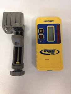 Trimble Hr320 Receiver W Rod Clamp And User Guide For Sale