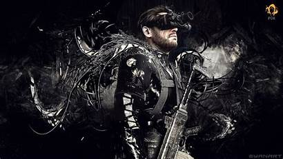 Gear Solid Metal Ground 4k Zeroes Wallpapers