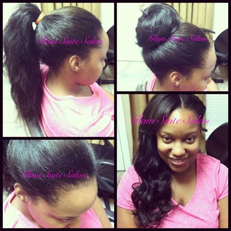 Types Of Sew In Hairstyles by Sew In Weave Search Hair Styles Sew In Weave