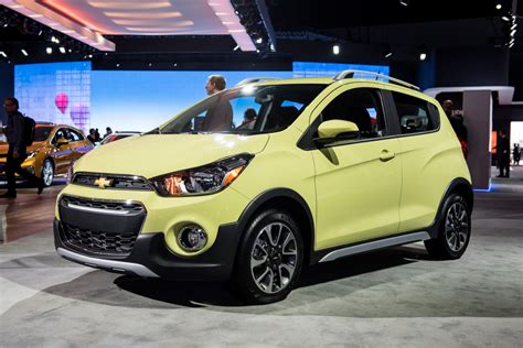 Gm Chevrolet by 2017 Chevy Spark Activ Info Specs Pictures Gm Authority