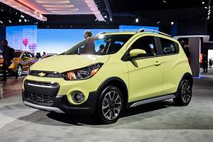 2017 Chevrolet Spark Activ Pictures | GM Authority