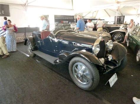 4 Seater Bugatti by Bonhams Greenwich Concours 2013 Auction Report