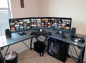 20 Cool Computer Arrangements For Gamers Decorazilla