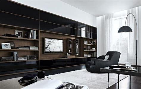 4 Haus In Bibliothek Speichern by Bibliothek Tv Cabinet Top 40 Ideen Um Speicher Optimal