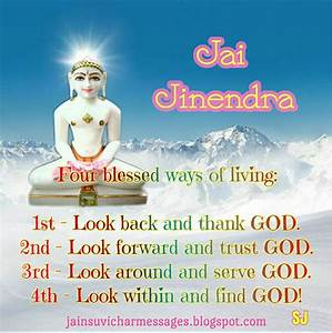 Jain Suvichar: ... Good Morning Jain Quotes