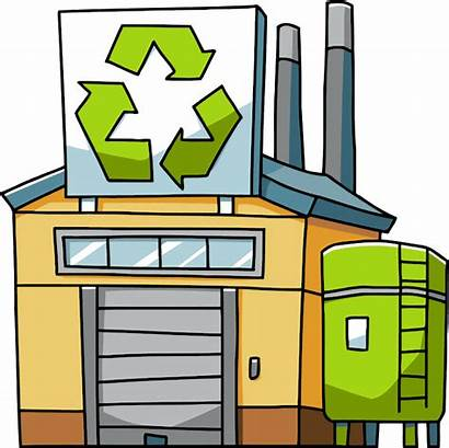 Recycling Clipart Plant Recycle Centre Clip Scribblenauts