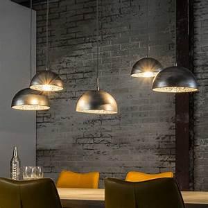 Pendelleuchte Für Langen Tisch : esszimmer pendelleuchte electra aus metall ~ Michelbontemps.com Haus und Dekorationen