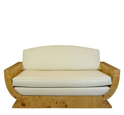 canapé déco canapé déco en loupe d 39 orme meubles déco