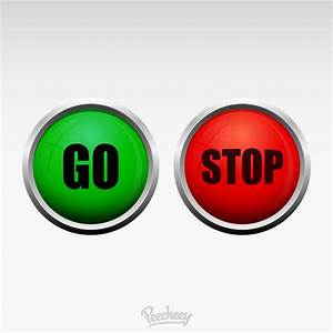 Stop And Go : red green stop go buttons vector download ~ Medecine-chirurgie-esthetiques.com Avis de Voitures