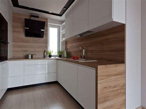 plan de travail cuisine blanc laqué cuisine blanc laque plan travail bois newsindo co