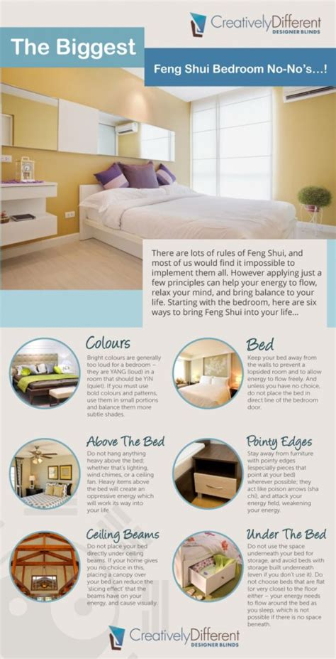 feng shui tipps infographic feng shui bedroom tips feng shui my home