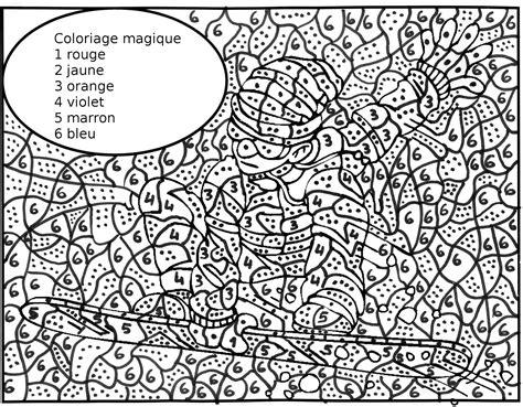 coloriage magique dur coloriage mystere adulte livre