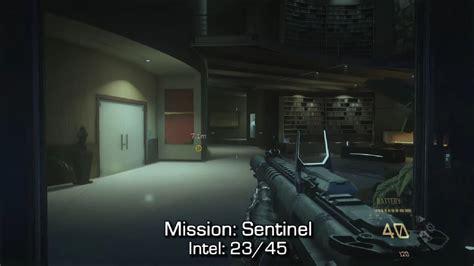 call  duty advanced warfare intel location