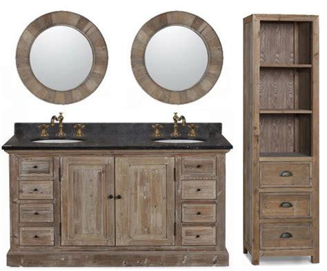 rustic double sink vanity 60 inch rustic double sink bathroom vanity wk1860 marble top