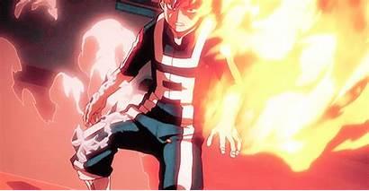 Hero Academia Midoriya Shouto Todoroki Izuku Deku