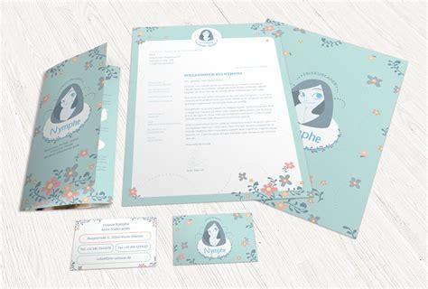 briefpapier visitenkarten und  corporate designs zu