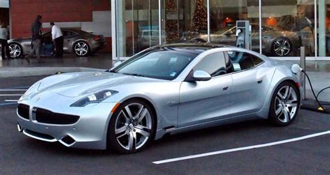 Fisker Automotive Lays Off Three-fourths Of Its Work Force