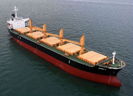 Boat Landing Definition by Eagle Bulk Shipping Home