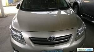 Toyota Corolla Manual 2010 For Sale