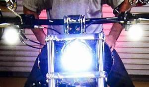 Cara Membuat Lampu Depan Motor Lebih Terang