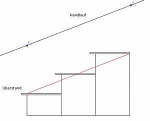 Ankathete Berechnen : trigonometrie wie gro ist der neigungswinkel und der berstand des handlaufs mathelounge ~ Themetempest.com Abrechnung