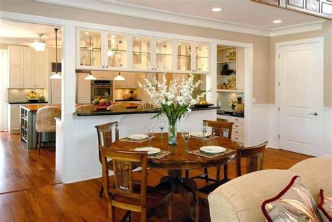 Kitchen Dining Room And Living Room All Open Kitchen Diner Double Undermount Kitchen Sink Singapore Drain Trap How To Fix A Clogged With Disposal 26 Brown Sinks Hammered