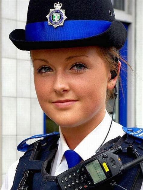 Cutest Female Police Officers inThe World ~ oldShotsWorld