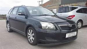 For Breaking   2008 Toyota Avensis Estate D4d Engine