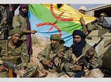 The Vast Minority Azawad formally declares its independence