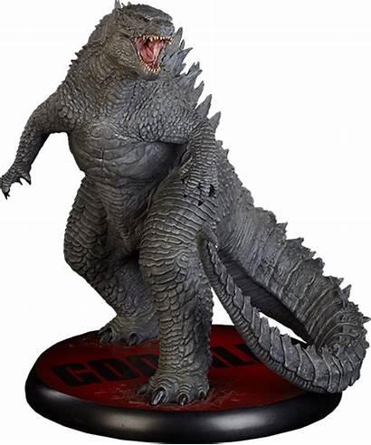 Godzilla Statue Sideshow Monsters Toys King Kong