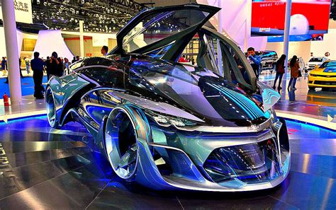 Top 5 Concept Cars In The World Future Concept Cars