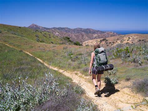 Catalina Hiking 1 : Catalina Island, California : Mountain ...