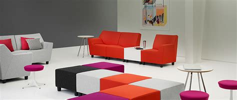 office lounge furniture with modern sofa design